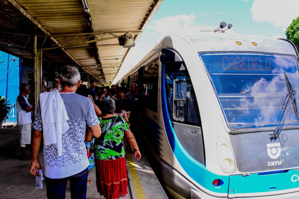 Tarifa de trem urbano de JP subirá para R$ 2,50