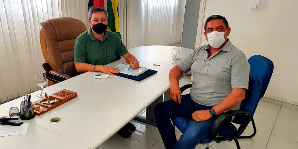 Efraim conquista apoio de mais um prefeito do PP