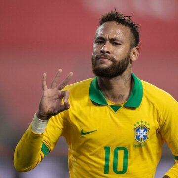 Renan apela a Neymar para que país não sedie Copa