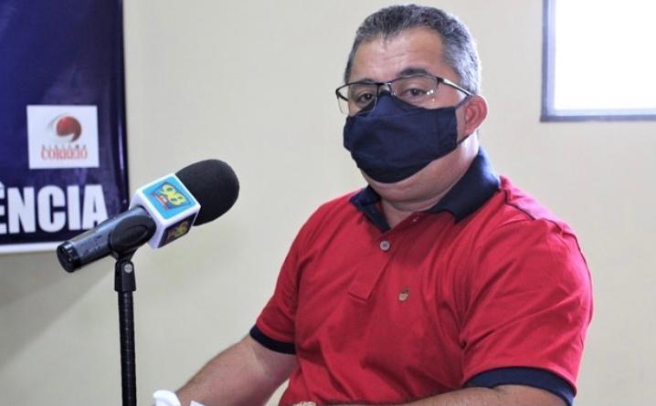 Mais um prefeito morre de Covid-19 na Paraíba