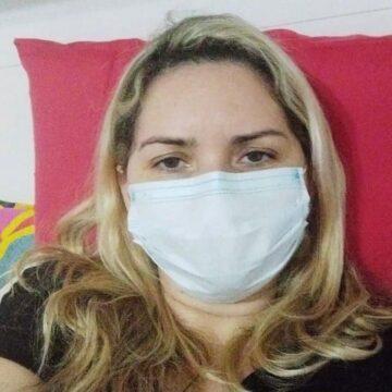 Em Piancó, vereadora morre aos 40 anos por Covid