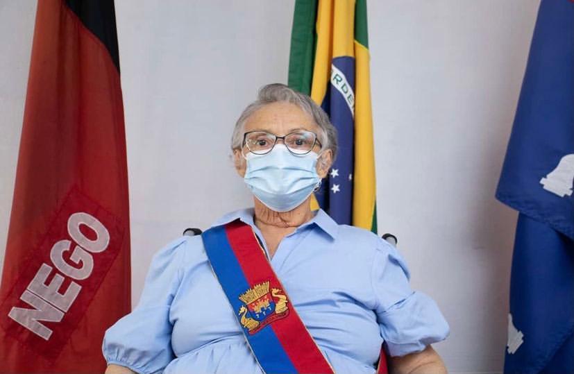 Cabedelo perde a vereadora Graça Rezende aos 68 anos