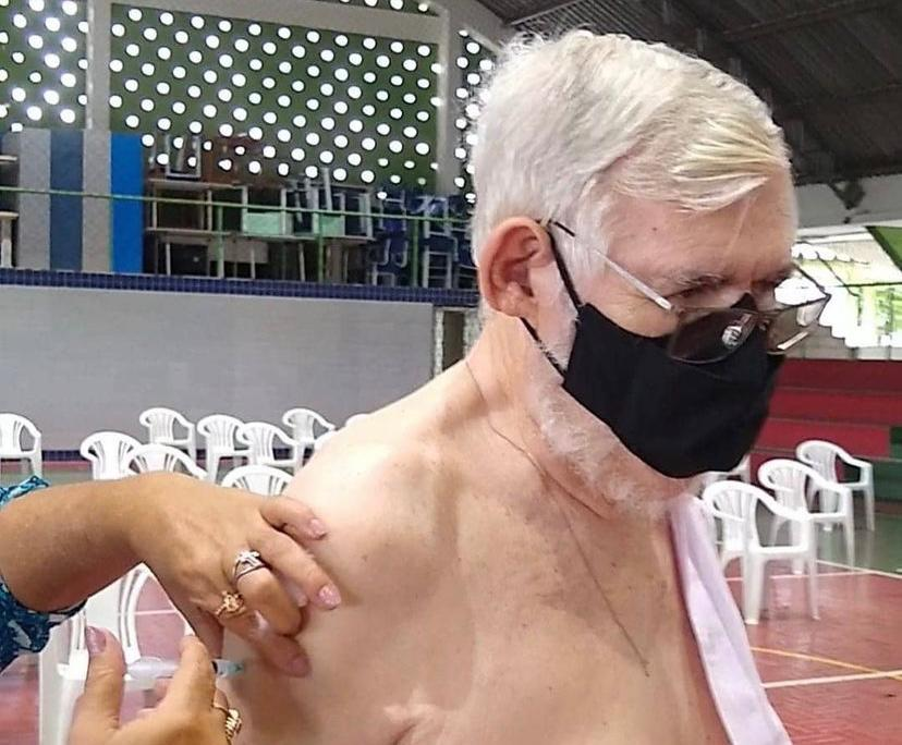 Luiz Couto é internado para tratar Covid-19
