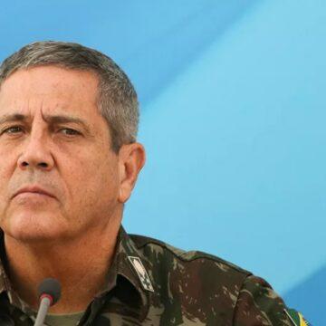 General terá que explicar ameaças às eleições 2022