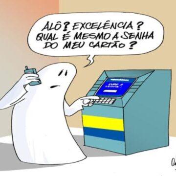 """PF e CGU caçam servidores """"fantasmas"""" em Mulungu"""