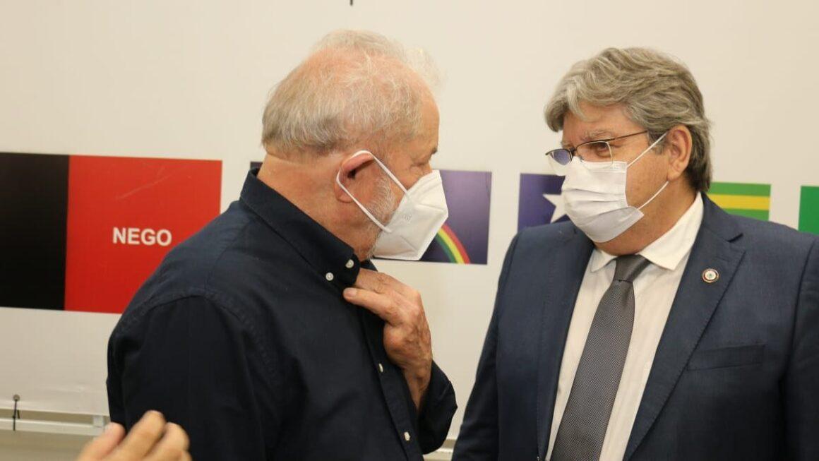 """Lula quer conversar com João e """"com todo mundo"""" na PB"""