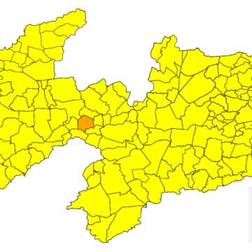 Covid: Paraíba não sai da bandeira amarela