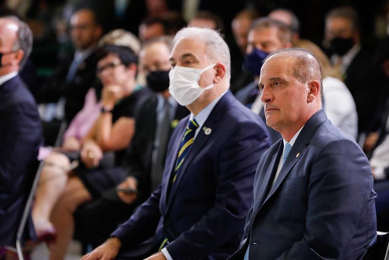 Marcelo Queiroga atribui suposta saída à fake news
